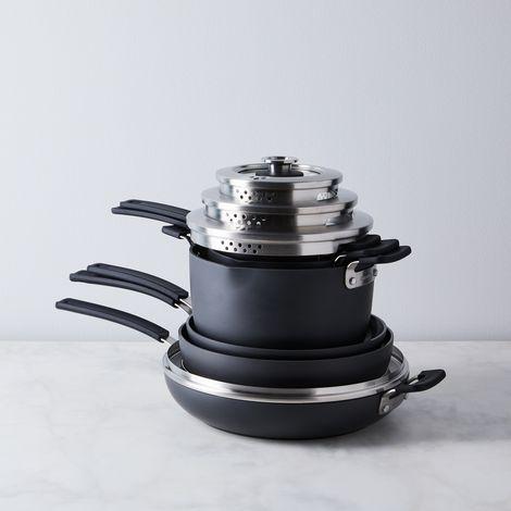 GreenPan Levels Ceramic Nonstick Stackable Cookware