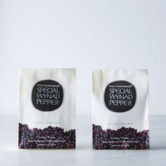 Organic Wynad Peppercorns (2-Pack)