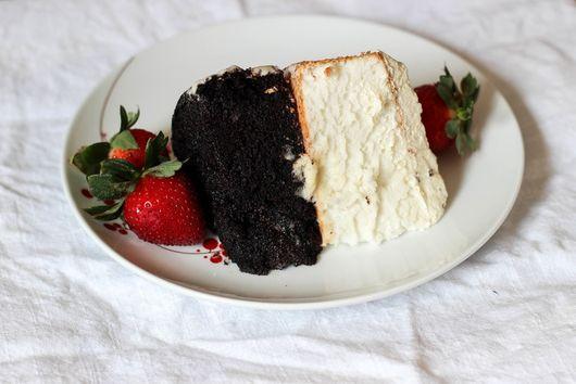 Devil's Angel's Food Cake