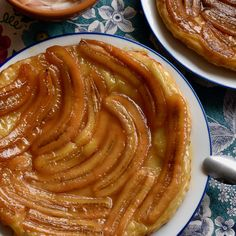 Caramelized Banana Tarte Tatin
