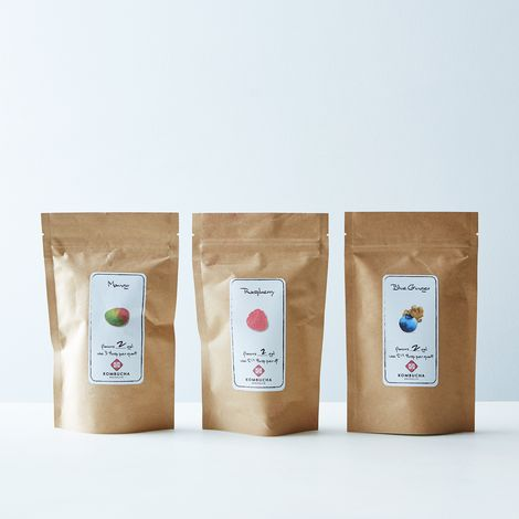 Kombucha Brewing Flavor Sampler