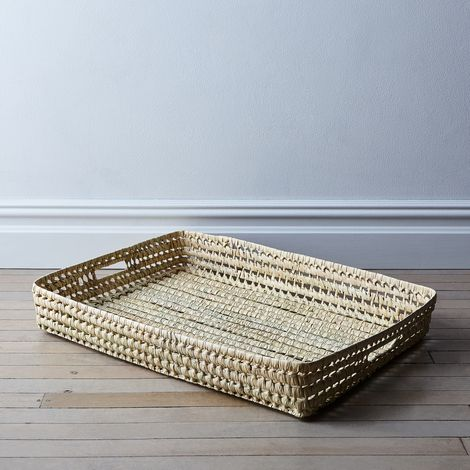 Woven Moroccan Tray