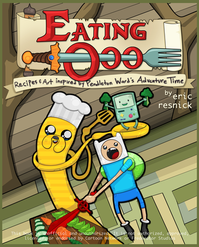 adventure time the official cookbook pdf