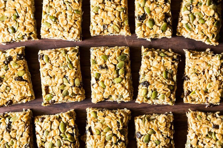 Granola bars from Food52