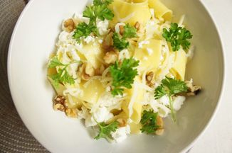 D143b880 4c25 4397 9b6b 211db865c2f8  egg pappardelle with walnuts and feta copy