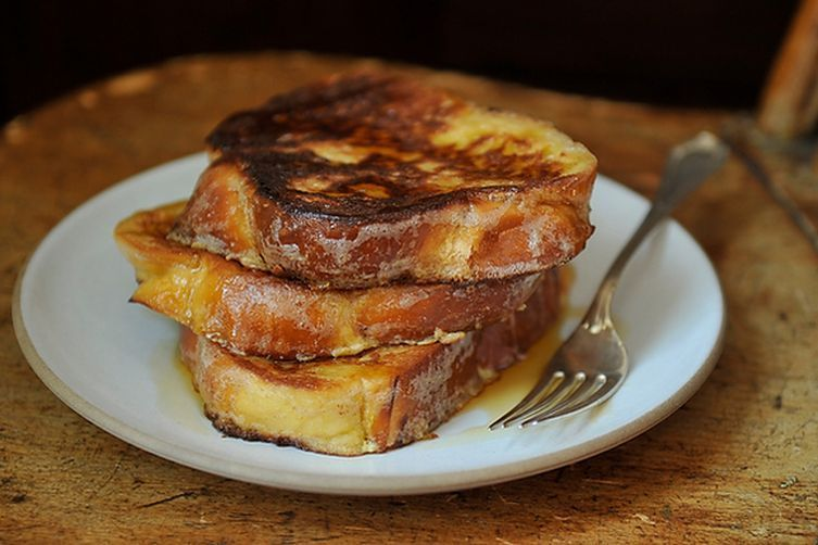 crispy salt and pepper french toast recipe on food52 crispy salt ...