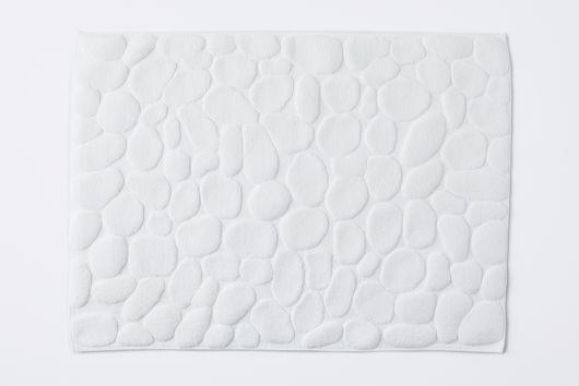 Ishikoro Pebble Stone Cotton Bath Mat