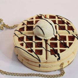 A Purse Shaped Like a Waffle & 13 Other Ways to Wear Your Favorite Food