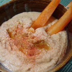 Masoor Dal Hummus