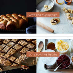 Vote for a Winner of Your Best Recipe with Thanksgiving Leftovers!