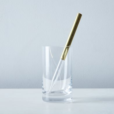 Eisch Whiskey Pipette & Water Glass