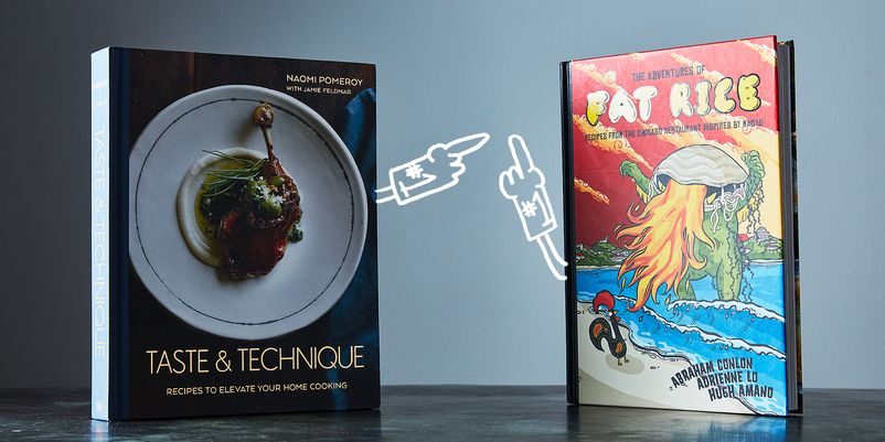 Taste & Technique vs. The Adventures of Fat Rice