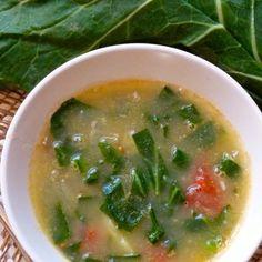 Vegetarian Caldo Verde