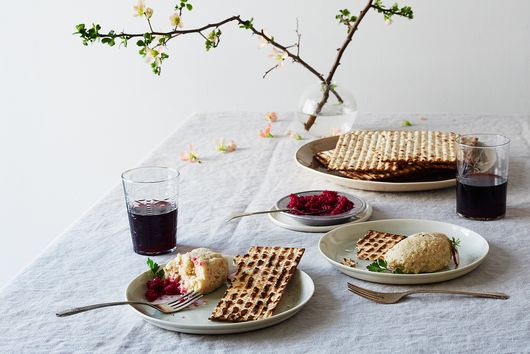 Remembering (and Recreating) a Classic Passover Menu