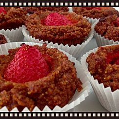 THE SUPER CARROT MUFFINS