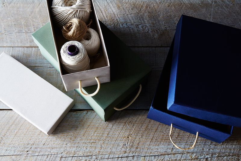 Shoebox photo storage