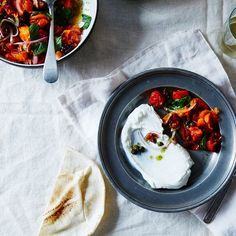 Kick Off Tomato Season with This Half-Roasted Salad