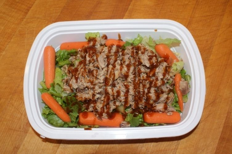 Smoked Pork Salad