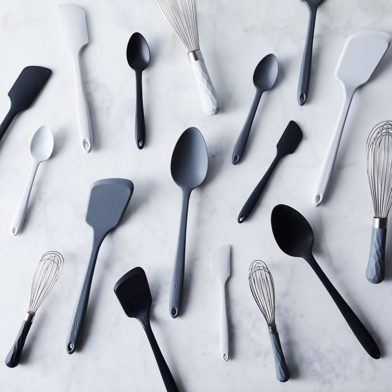 Silicone basic kitchen tools set of 4 on food52 for Lagostina kitchen tool set 8 pc