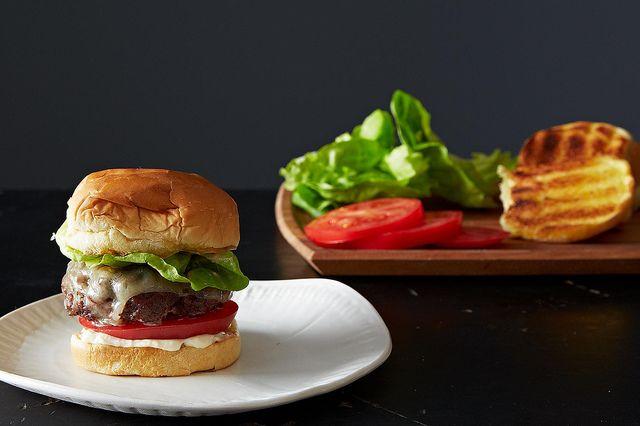 NR Burgers on Food52