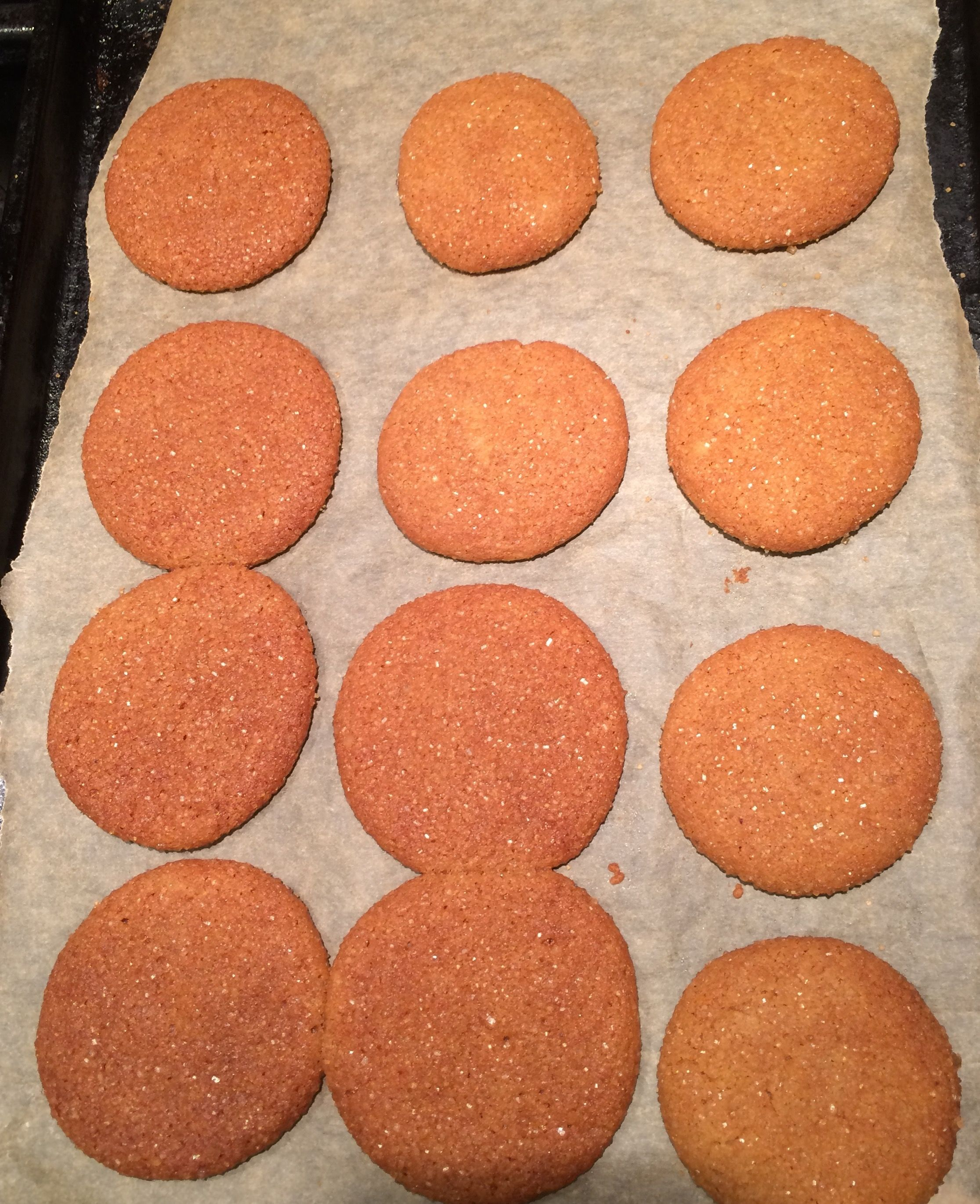 I Have An Old Recipe For Delicious Soft Chewy Molasses Cookies