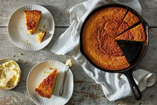 Ride-or-Die Cornbread & Other Recipes We're Cooking This Week