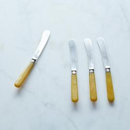 Vintage Butter Knife Set