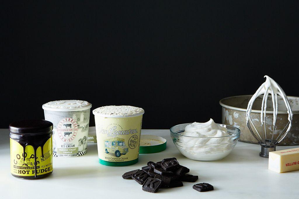 How to Make Ice Cream Cake