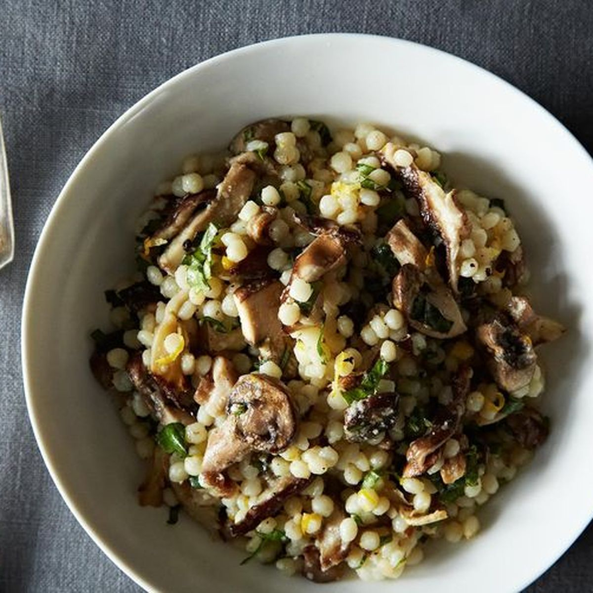 The Difference Between Couscous And Israeli Couscous