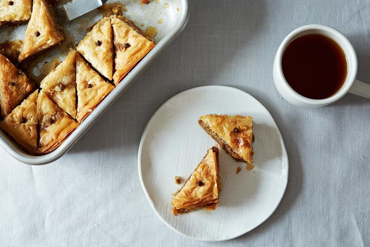 Citrus-Cardamom Baklava on Food52