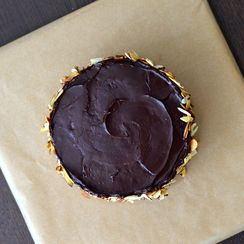 How to Make a Cake Platter out of Cardboard