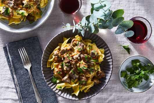 How Beef Stroganoff Taught Me About Compromise in My Marriage