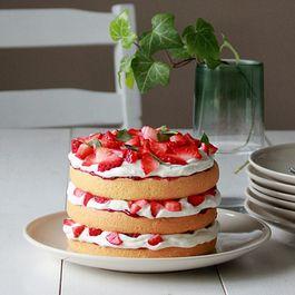 I hate cake. by Domanique Alicia