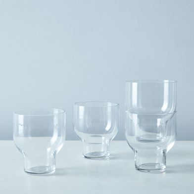 Stackable Glasses (Set of 4)
