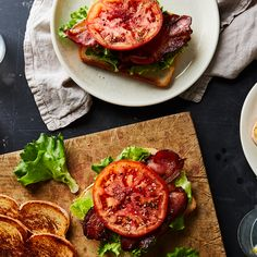 Our Dreamiest BLT Doubles Down on the Bacon