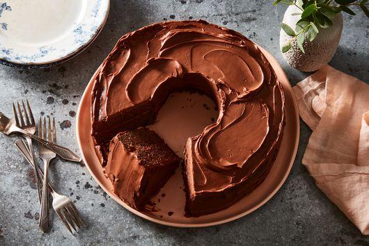 Chocolate Dump-It Cake