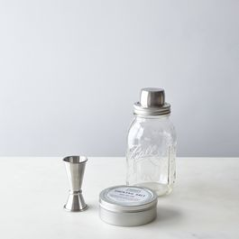 Jacobsen Salt + Mason Shaker Cocktail Set