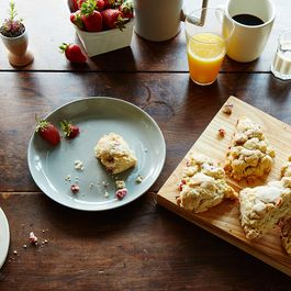 breakfast breads/scones by Debbie Lawson