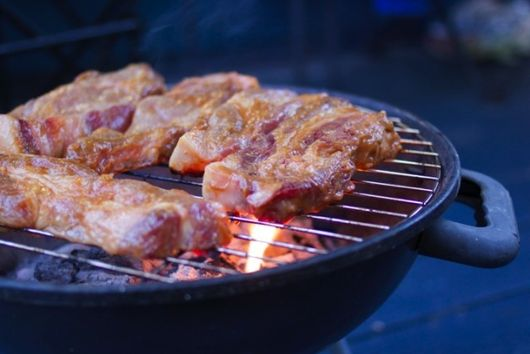 Insanely Delicious Rhubarbecue Country Style Ribs
