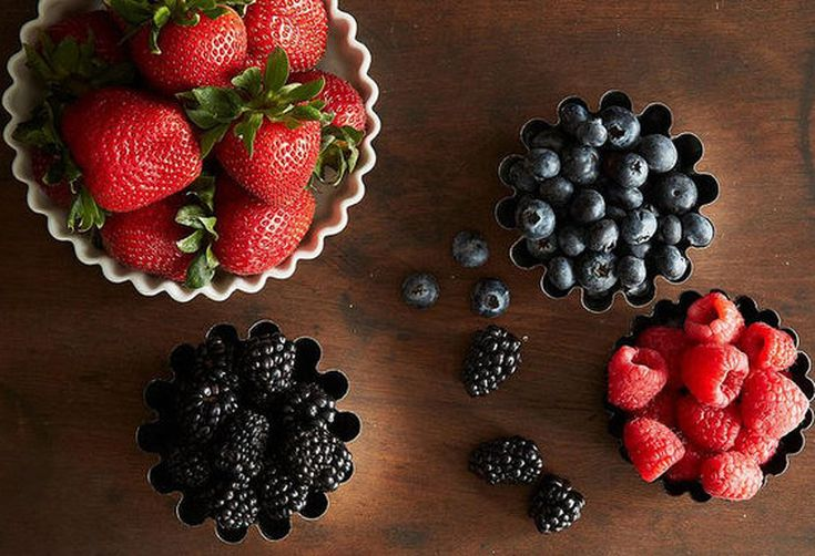 Boosting Brain Health, One Berry at a Time