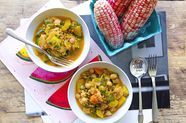 Thai Summer Squash Curry