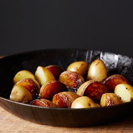 Potatoes by cambridgecook