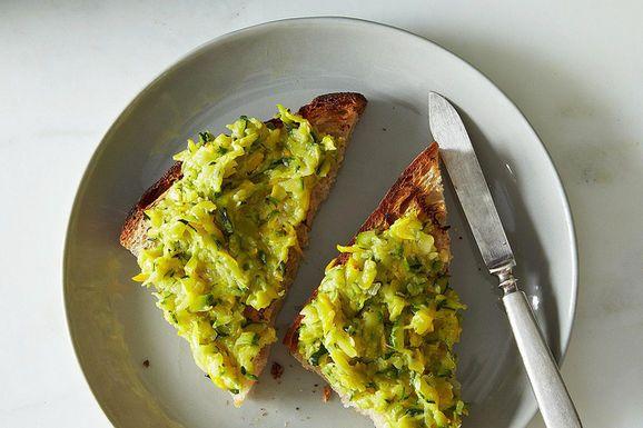 Jennie Cook's Zucchini Butter