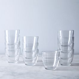 French Gigogne Tumblers (Set of 12)