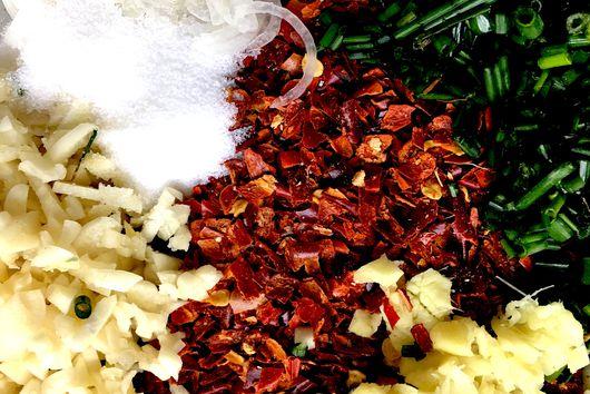 Crispy Garlic Chili Oil