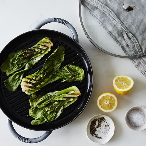 Staub Steam Grill with Glass Lid