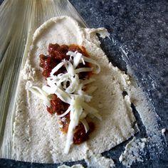 Easy, Homemade Tamales