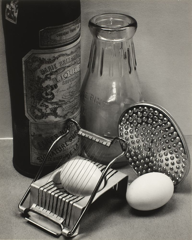 Ansel Adams, Still Life, San Francisco, 1932 (courtesy of the Ansel Adams Publishing Rights Trust)