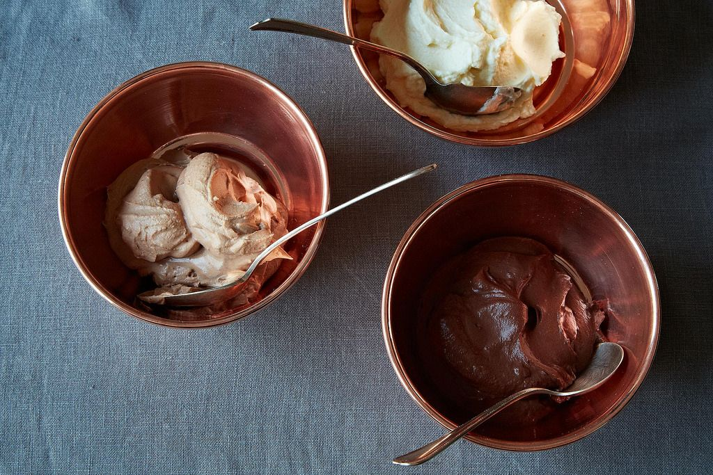 Chocolate Whipped Cream, 3 Ways