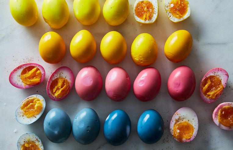 How to Make Pickled Eggs in Every Natural Color & Flavor Under the Sun